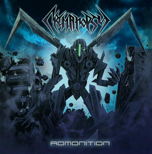 Crematopsy Admonition EP Reviews by BDP Metal