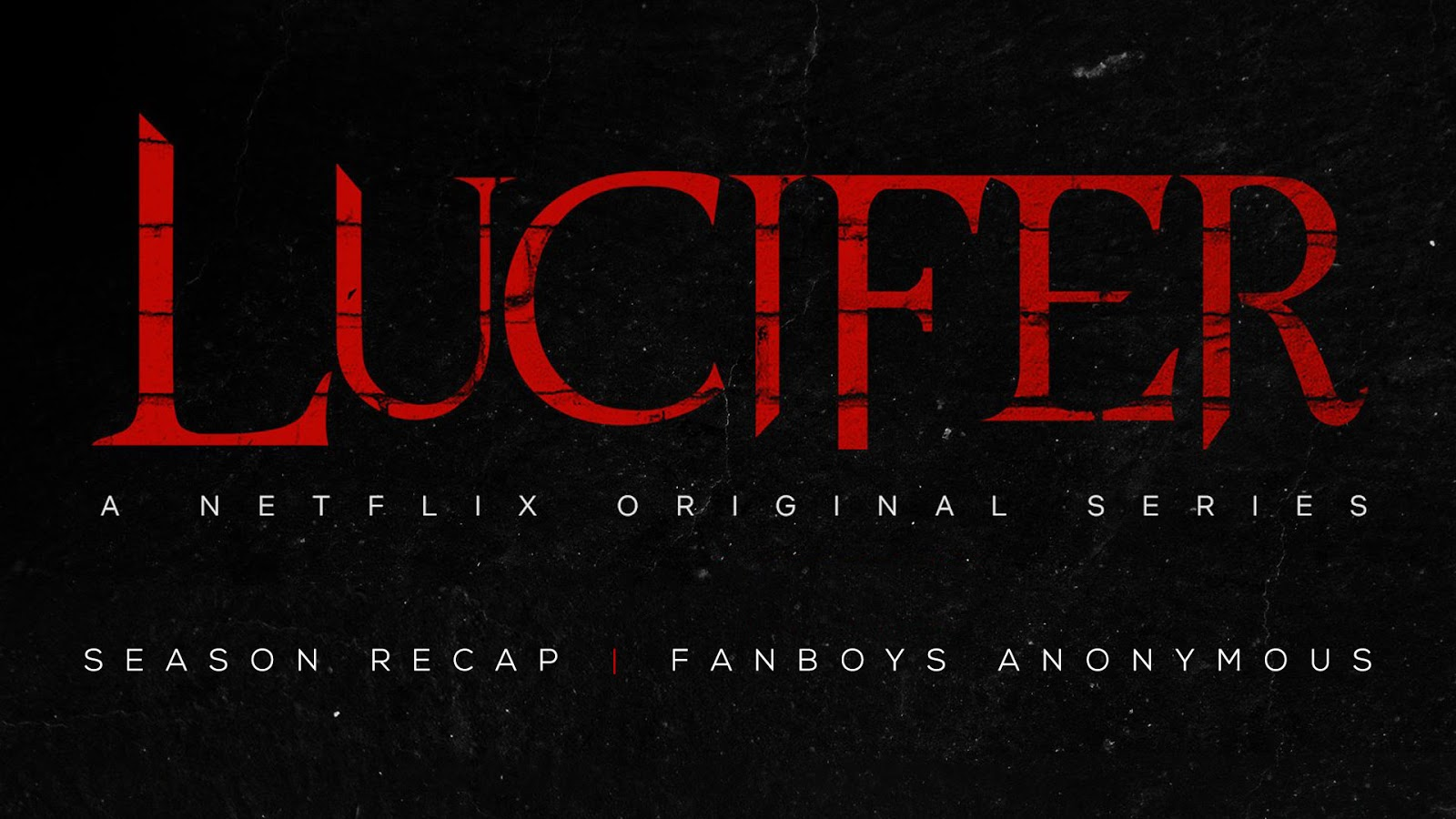 Netflix desktop Lucifer wallpaper