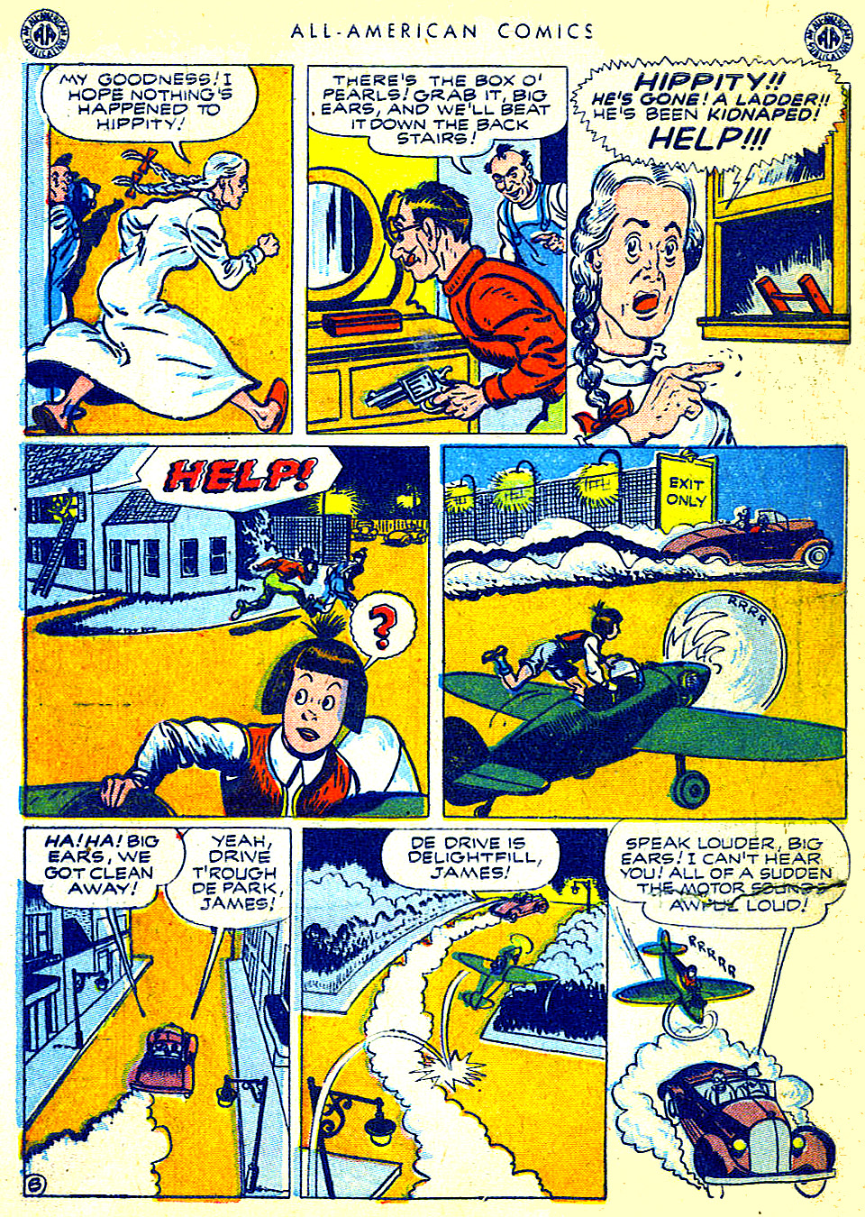 Read online All-American Comics (1939) comic -  Issue #65 - 47