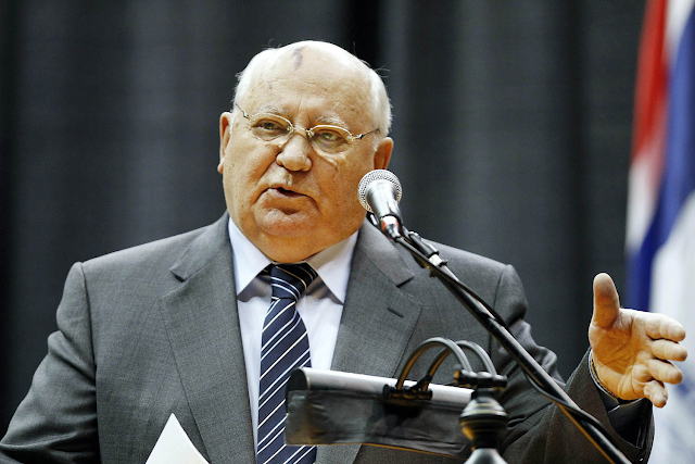 Mikhail Gorbachev Russian Politician HD Wallpapers Photos Images