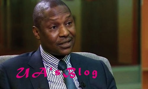 Why Nigerian govt can't release Dasuki — Attorney General Malami