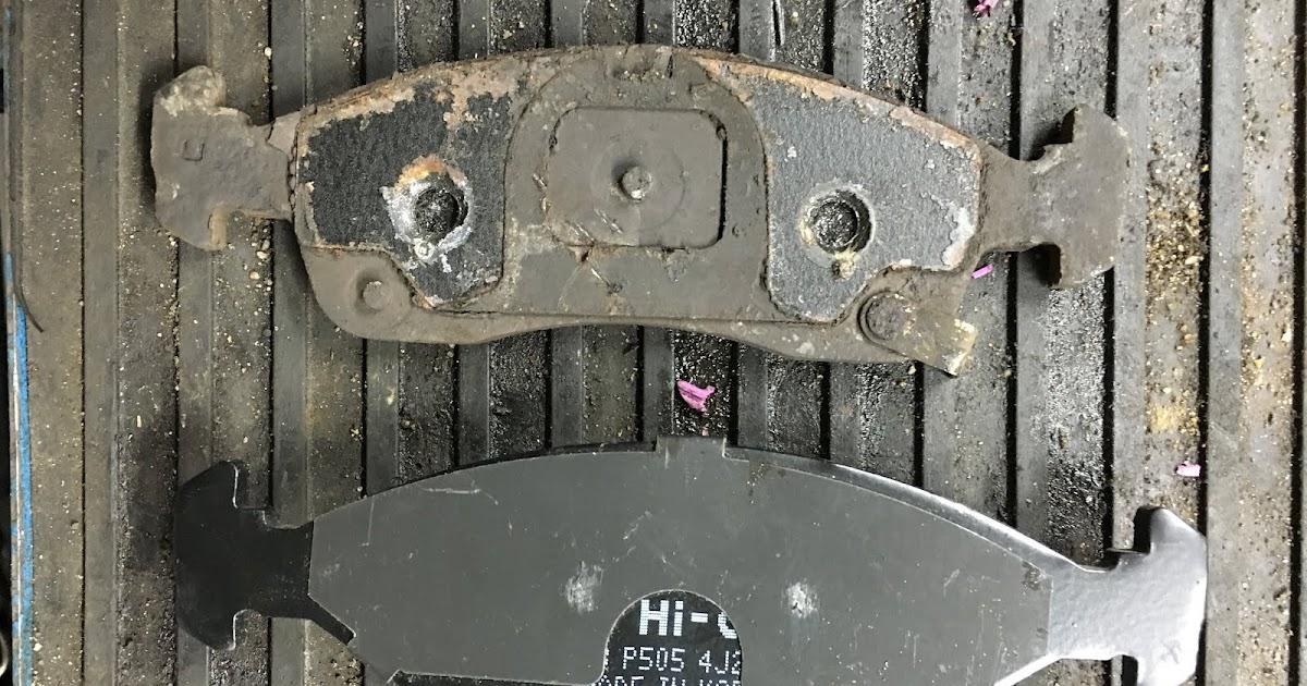 Chevrolet Cobalt. Не оригинальные тормозные ... - UU-Tech blog