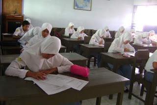 Ulangan Tengah Semester II 2017