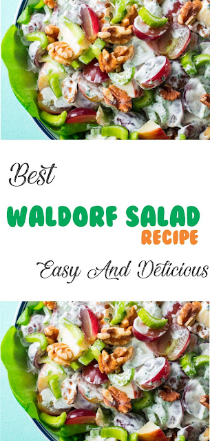 Best Waldorf Salad Recipe