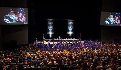 Image from 2015 commencement ceremony