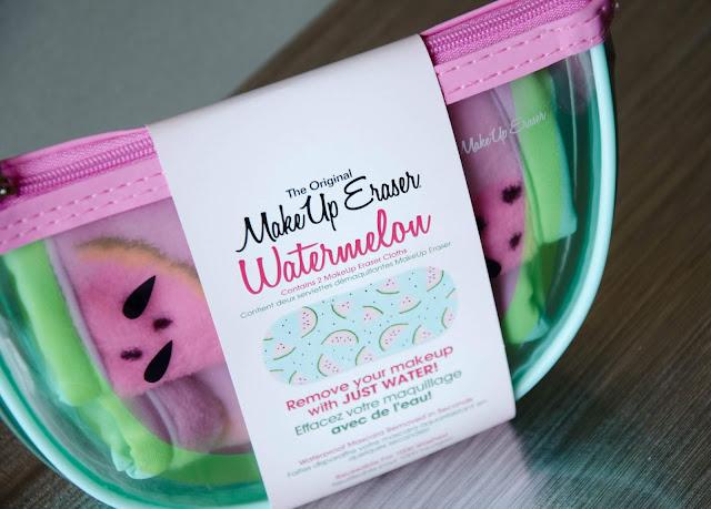 Make up Eraser Watermelon édition, le coup de Coeur inattendue !