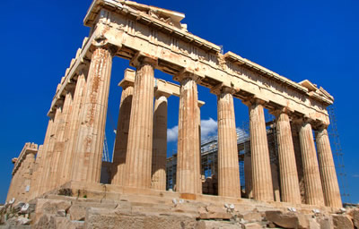 Ancient World History: Parthenon