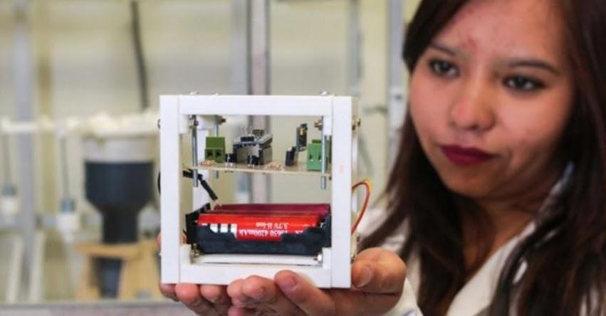 Estudiantes de la Universidad Católica San Pablo de Arequipa desarrollan nanosatélites para enviarlos al espacio