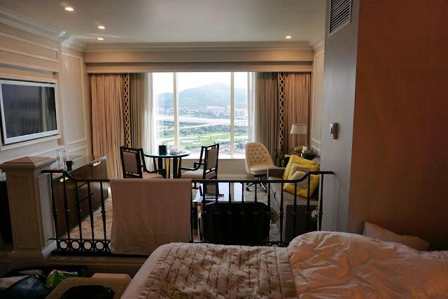 マカオのヴェネチアン・ホテル