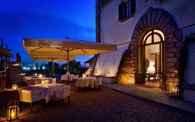 Restaurante IL Salviatino em Florença
