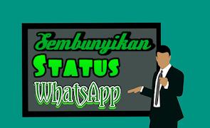 Cara Menyembunyikan Status Whatsapp Dari Orang Tertentu Jalur Pandai