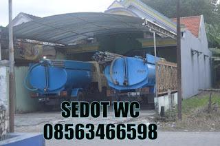 Sedot WC Jalan Pajajaran Surabaya