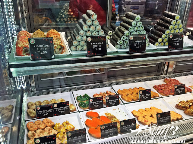 Pilihan Sushi Yang Sedap Dari Empire Sushi ~ SITI.YANG.MENAIP