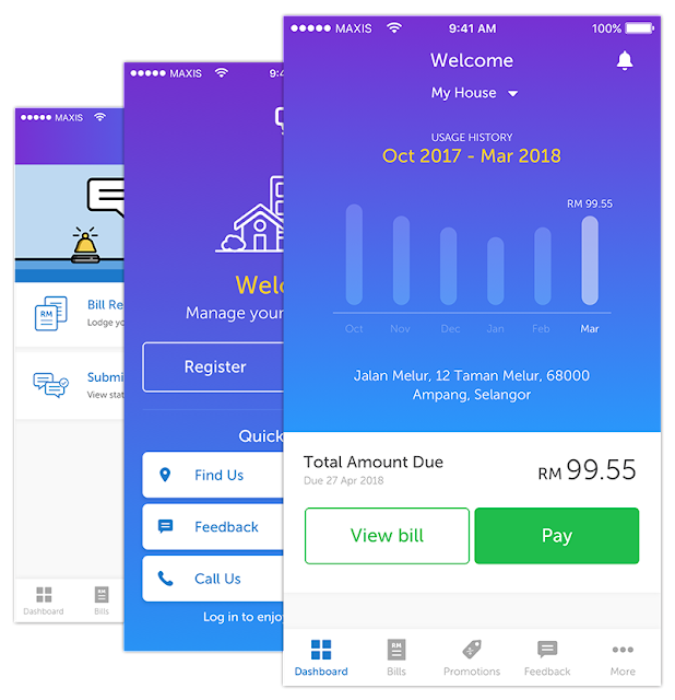 myTNB Pembayaran Bil Elektrik Secara Online