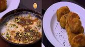 طريقة عمل بروكلي بالجبنة و كروكيت بالشيدر و أم علي مع أميرة شنب  28 -11-2016