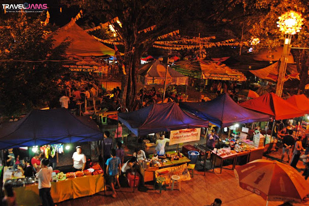 Iligan City Night market | TravelJams