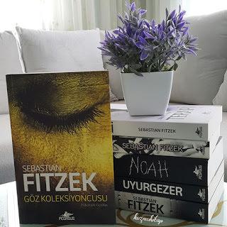 Göz Koleksiyoncusu - Sebastian Fitzek