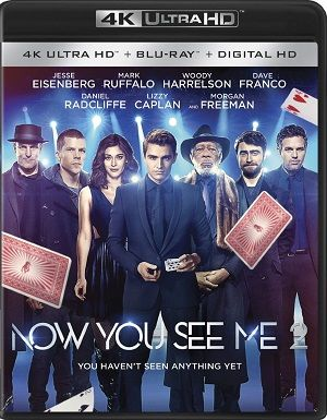 Now You See Me 2 BRRip BluRay 720p