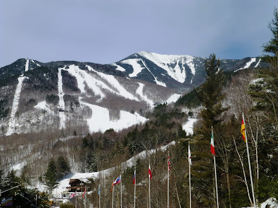 Whiteface Mountain, Sunday 03/26/2017.  The Saratoga Skier and Hiker, first-hand accounts of adventures in the Adirondacks and beyond, and Gore Mountain ski blog.