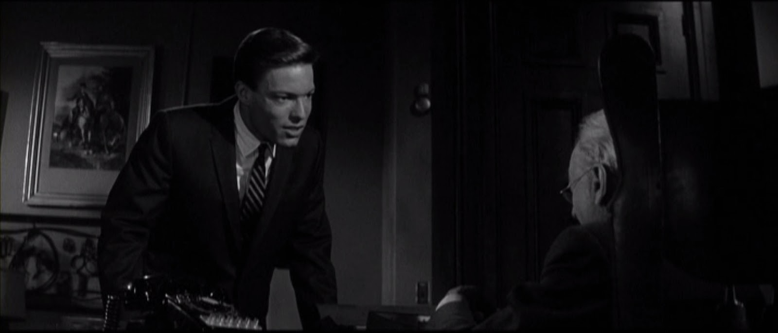 Noirsville The Film Noir Twilight Of Honor 1963 What If