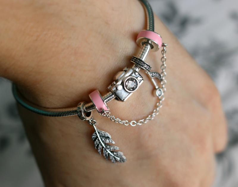 Soufeel Jewelry Rose Gold Charm Bracelet