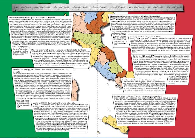 SETTEMBRE2018 PAG. 4 - News dall'Italia