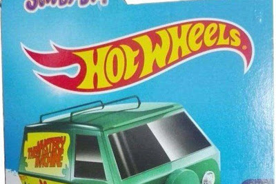 Bocoran Hot Wheels Box B 2017