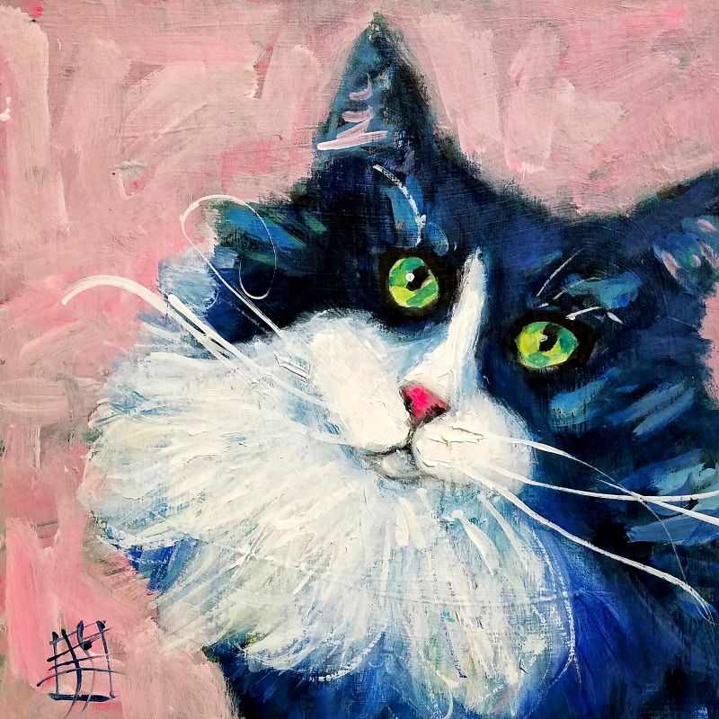 CAT #27 ACE (rev.) Joanie Springer #30cats