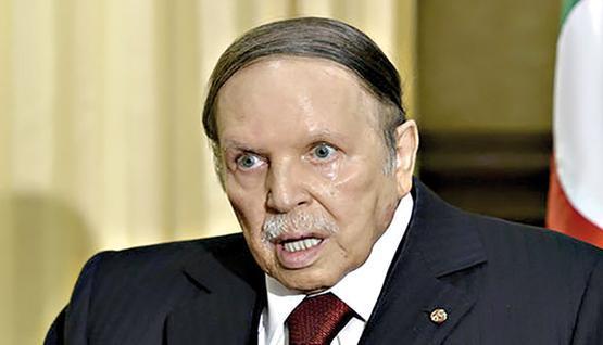 الوضعية الصحية لبوتفليقة موضوع نقاش البرلمان الجزائري وإعلان منصبه شاغرا فرضية واردة
