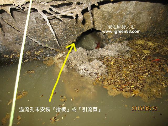 排水溝臭味
