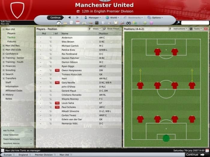 Football manager 2007 | ful pc game. Torrent download youtube.