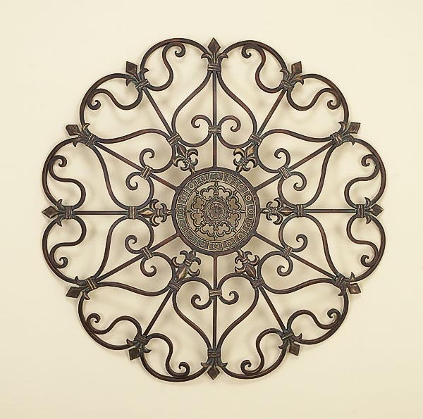 Metal Wall Decor - Home Decorating
