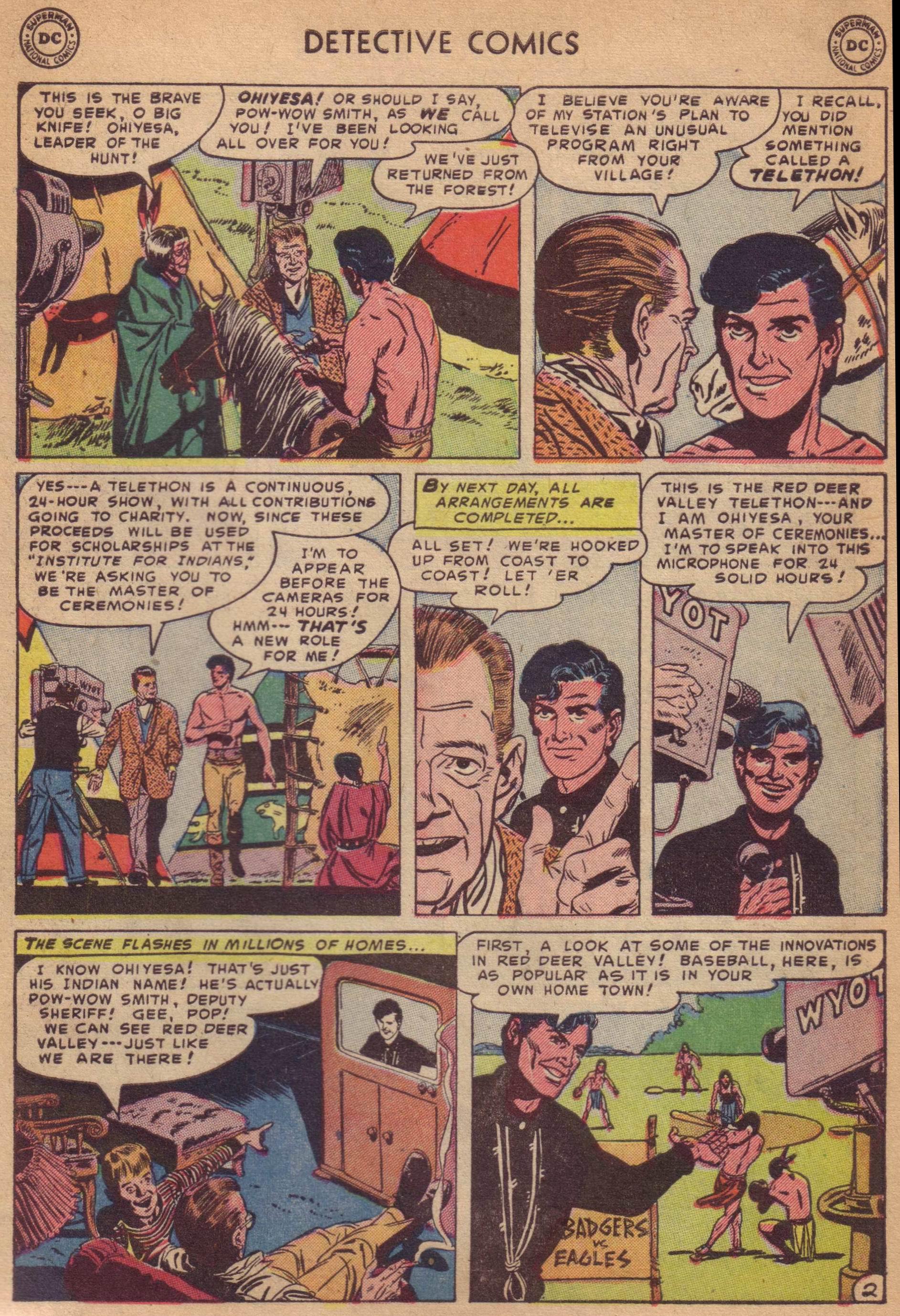 Read online Detective Comics (1937) comic -  Issue #197 - 35