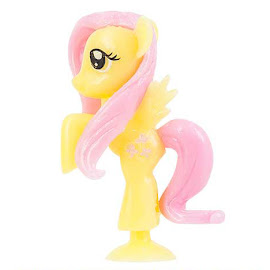 My Little Pony Series 3 Squishy Pops Fluttershy Figure Figure