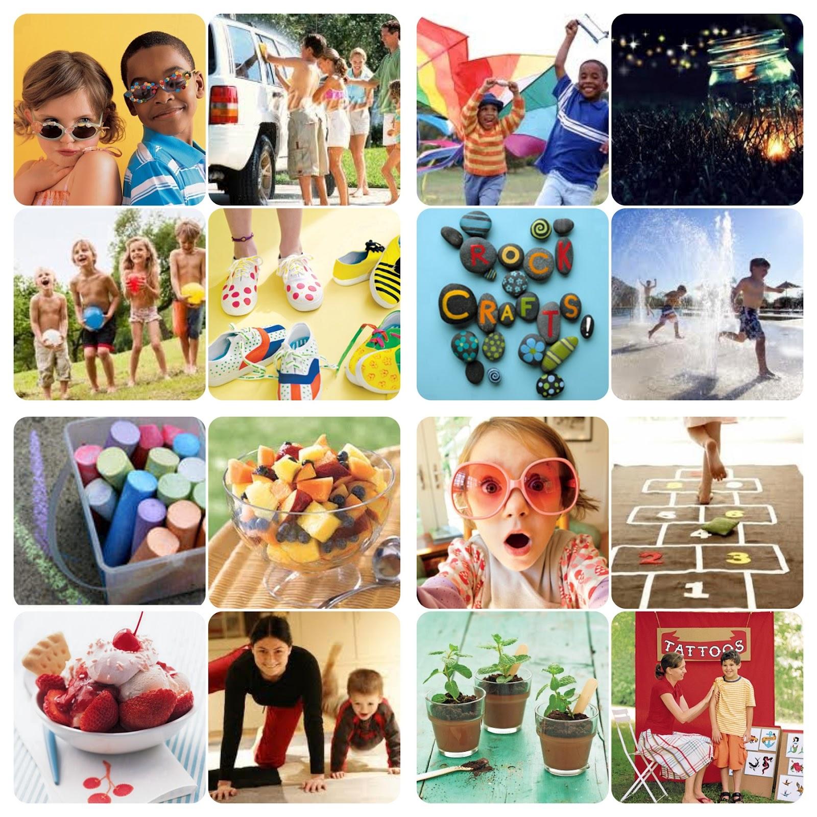 Miss Banana Pants: 100 Rockin Summer Activities For Kids