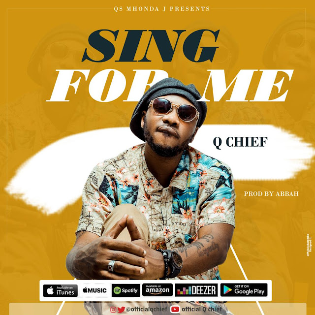 Q Chief - Sing For Me