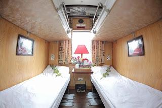 vé tàu sapa khoang 4 du lịch