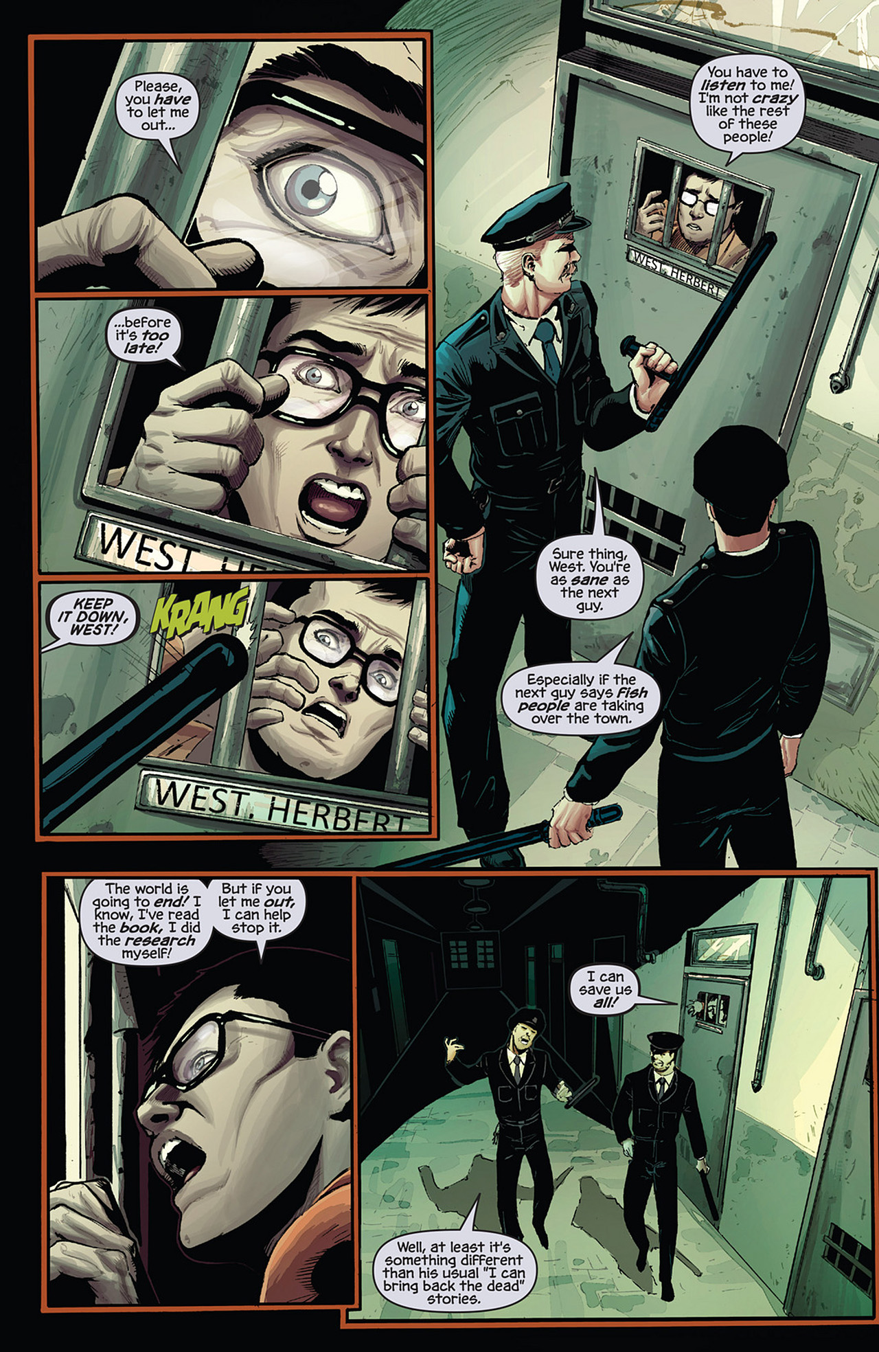Read online Prophecy comic -  Issue #2 - 4