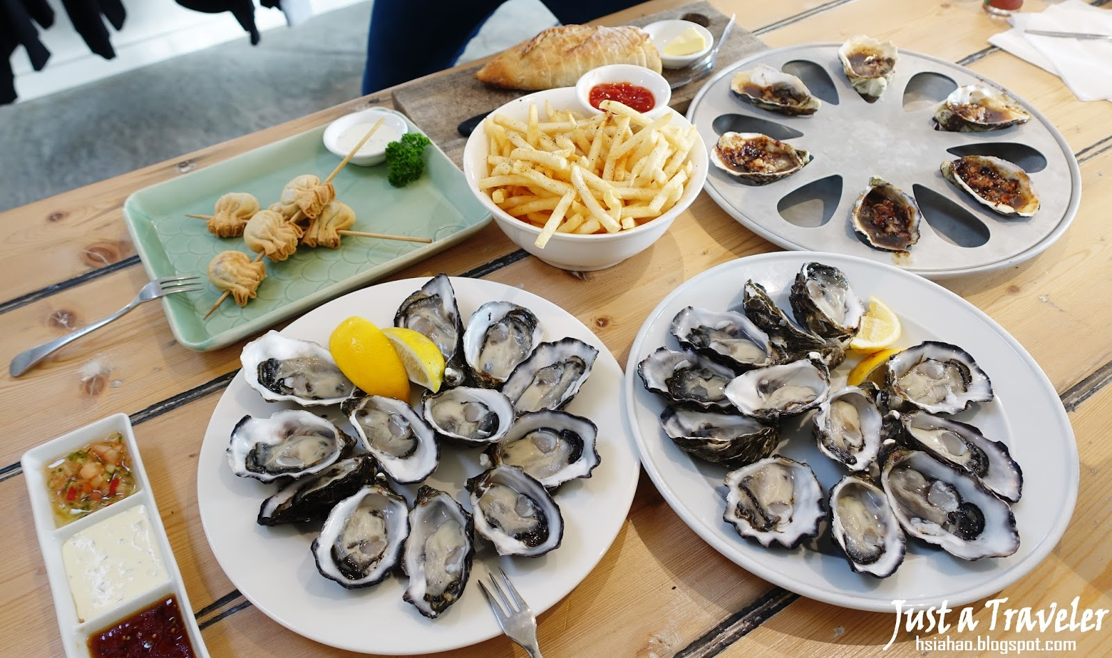 塔斯馬尼亞-美食-推薦-布魯尼島-Bruny-Island-生蠔農場-Oyster-Farm-澳洲-Tasmania-Tourist-Attraction-Australia