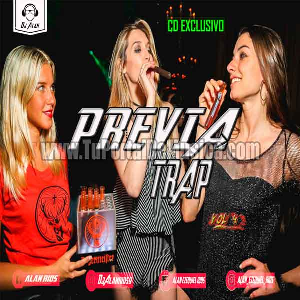 Dj Alan Previa Trap Volumen 4 (2018)