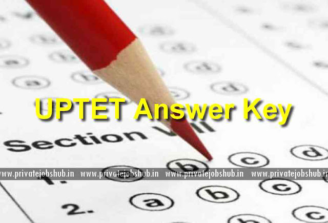 UPTET 2017 Answer Key 15th Oct Exam Set Wise Solution (Paper1, 2) Official
