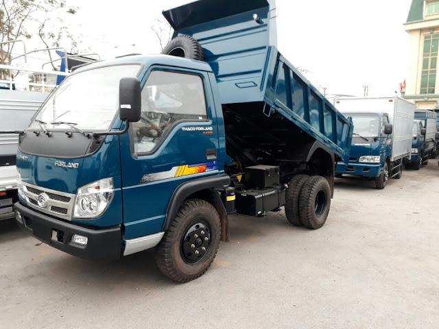 Bán xe ben Thaco Fld345D tải trọng 3.5 tấn tại Hải Phòng  giá tốt nhất