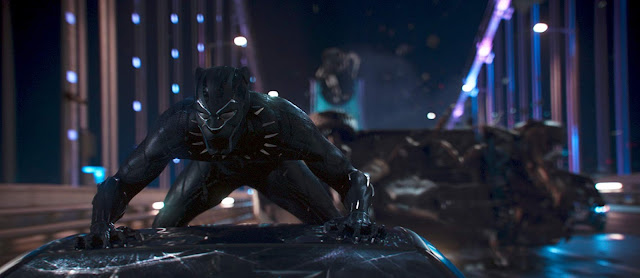 King of a technologically advanced country, Black Panther is a scientific genius.