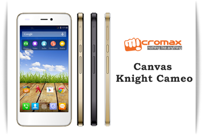 Micromax A290 Canvas Knight Cameo: 4.7 inch HD, Octa core Kitkat Phone Specs,Price