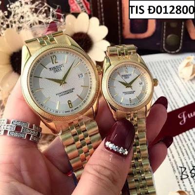 đồng hồ cặp đôi Tissot Đ012800