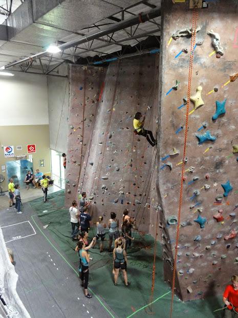Austin Indoor Rock Climbing Wall