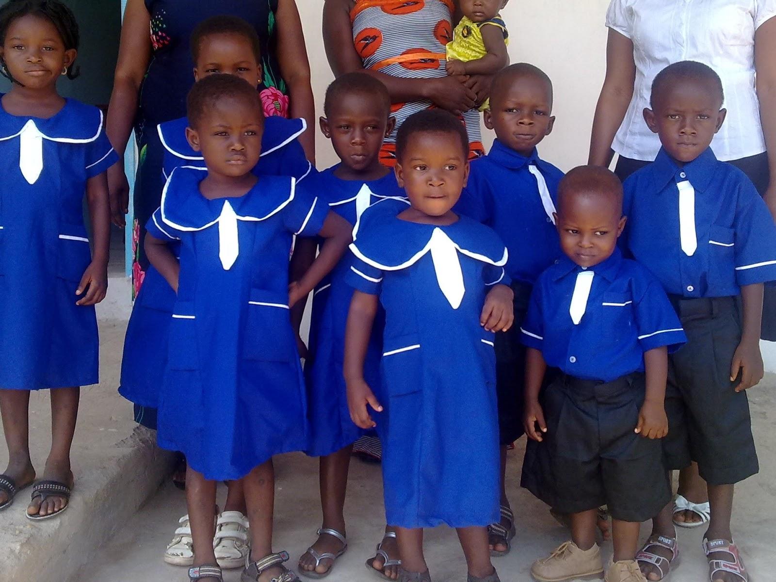 Koulu Malawin Lapsille Yllata Ystavasi Toisenlaisella Lahjalla