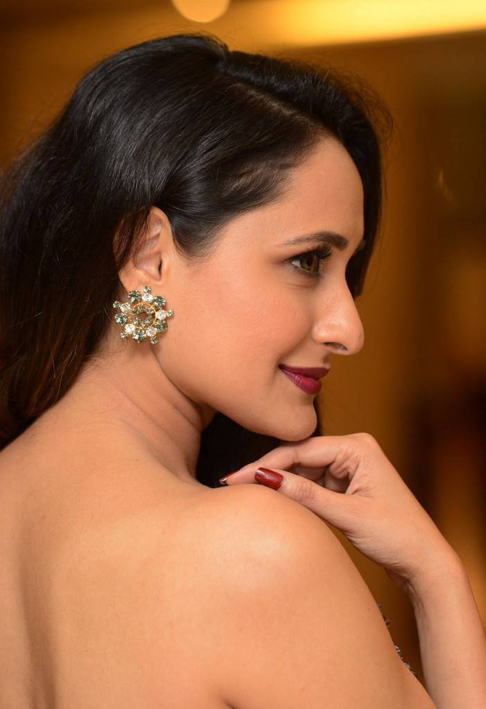 Pragya Jaiswal Stunning At SIIMA Awards 2017 Stills