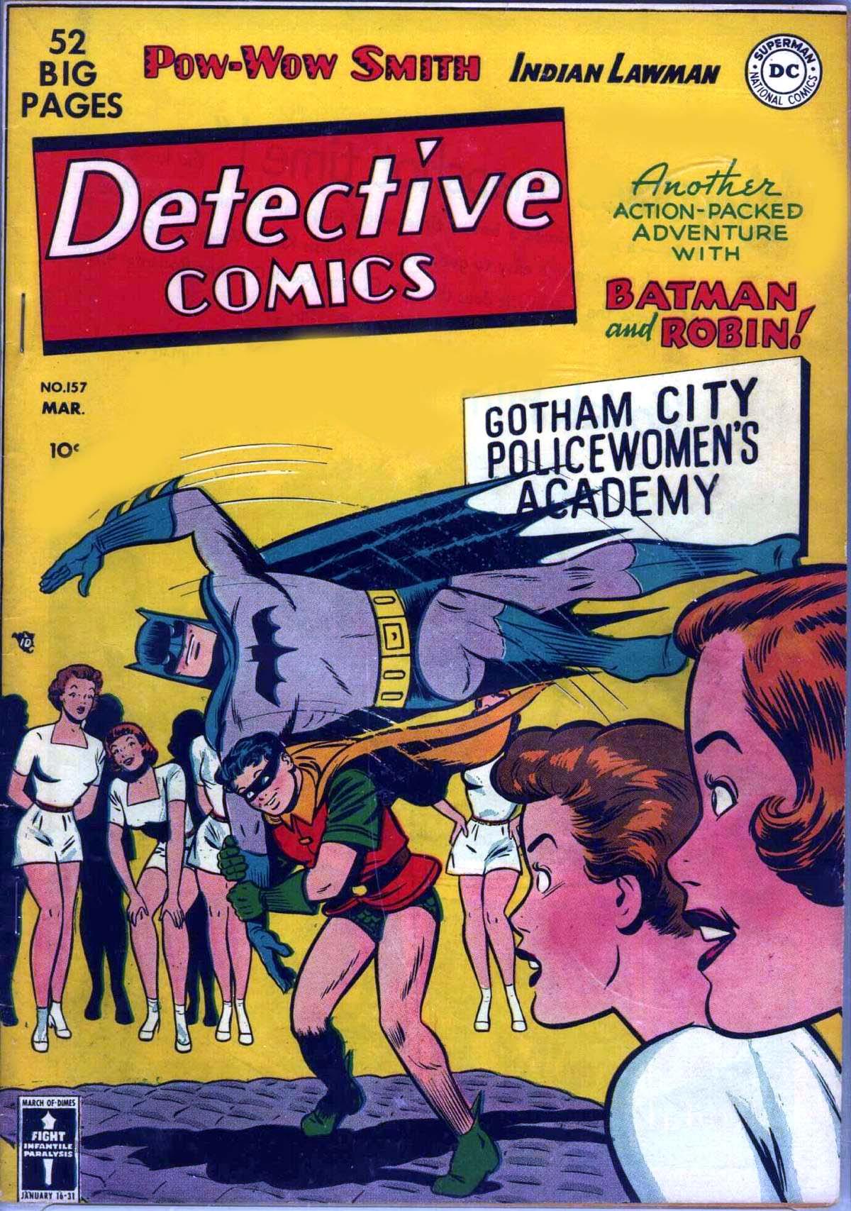 Detective Comics (1937) 157 Page 1