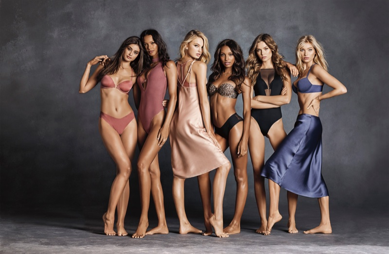 Victoria's Secret 'Sexy Illusions' 2018 campaign